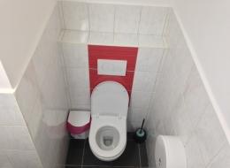 Toaleta pro dámy
