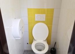 Toaleta pro pány