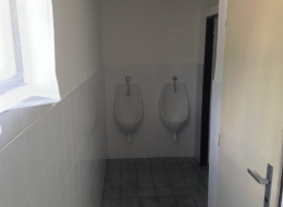 WC pro pány