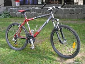 Půjčovna jízdních kol - Kemp Sykovec Tři Studně