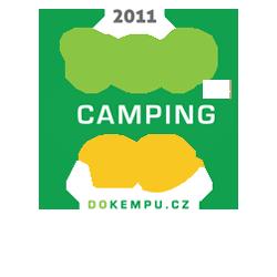 Kemp Sykovec v TOP 25 kempů v roce 2011