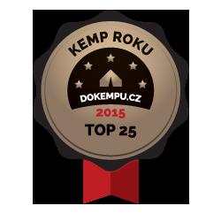 Kemp roku 2015 v TOP 25